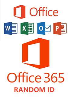 ms-office-365-random-id-account