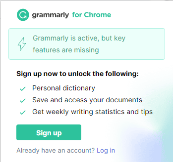 grammarly-for-chrome