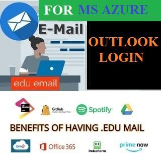 outlook-login-for-microsoft-azure