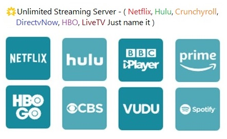 unlimited-streaming-server