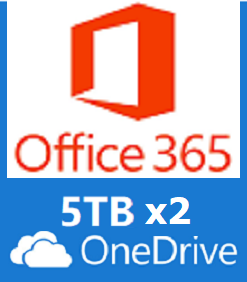 Office-365-pro-plus-two-onedrive-5tb-with-a-custom-username -account